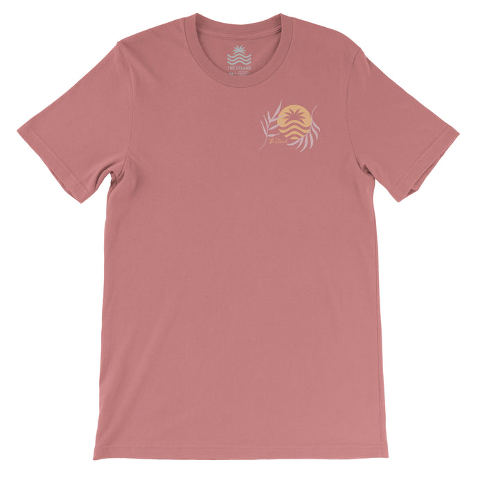 Desert Willow S/S Mauve Tee