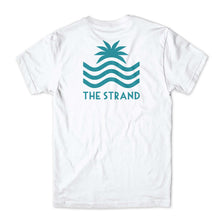 Load image into Gallery viewer, The Strand Front Back S/S Tee