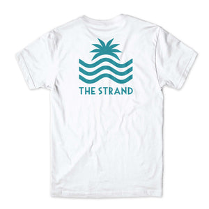 The Strand Front Back S/S Tee