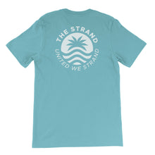 Load image into Gallery viewer, United Circle S/S Turquoise Tee