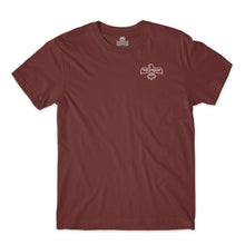 Load image into Gallery viewer, United S/S Maroon Tee