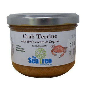 Crab Terrine with Fresh Cream & Cognac - 180g