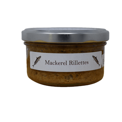 Mackerel Rillettes - 125g