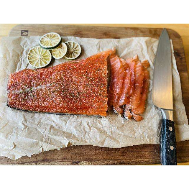 Make Your Own Gravlax Kit