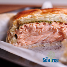 Load image into Gallery viewer, Salmon En Croute