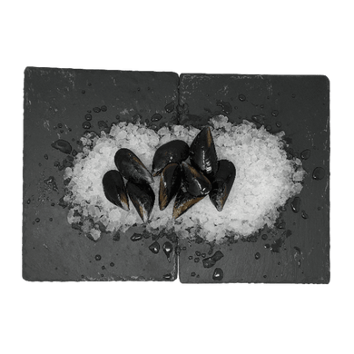 Rope Grown Mussels - 500g / 1kg