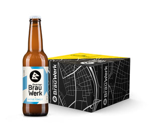 Ottakringer BrauWerk NATIVE TONGUE | New Style Lager (36x0,33L)