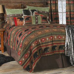 Forest Walk Comforter Collection Carstens - unique linens online