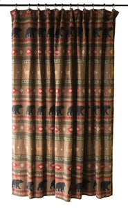 Forest Walk Shower Curtain Carstens - unique linens online