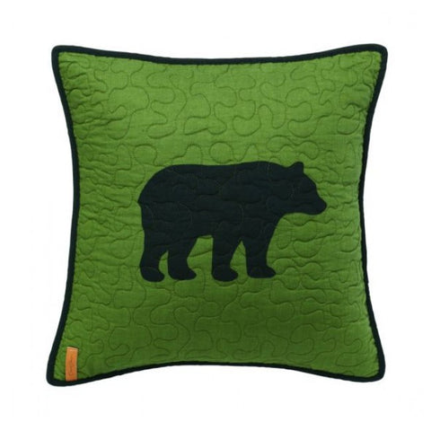 Bear River Pillow - unique linens online