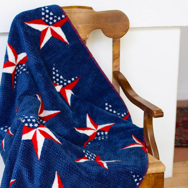 All American Denali Blanket - Unique Linens Online