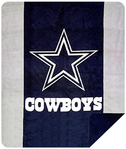 Dallas Cowboys NFL Denali Throw Blanket - unique linens online
