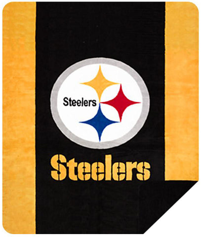 Pittsburgh Steelers NFL Denali Throw Blanket