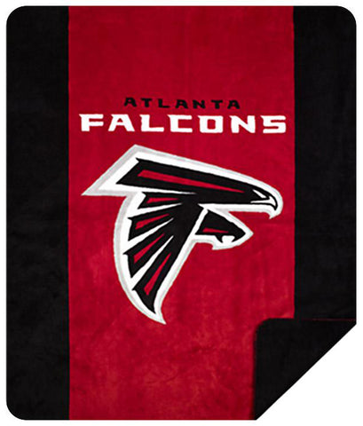 Atlanta Falcons NFL Denali Throw Blanket - unique linens online
