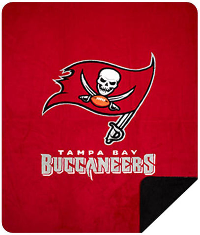 Tampa Bay Buccaneers NFL Denali Throw Blanket