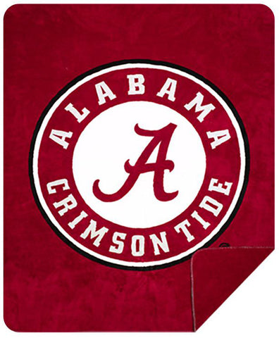 Alabama Crimson Tide Denali Blanket - unique linens online