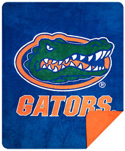 Florida Gators Denali Blanket - unique linens online