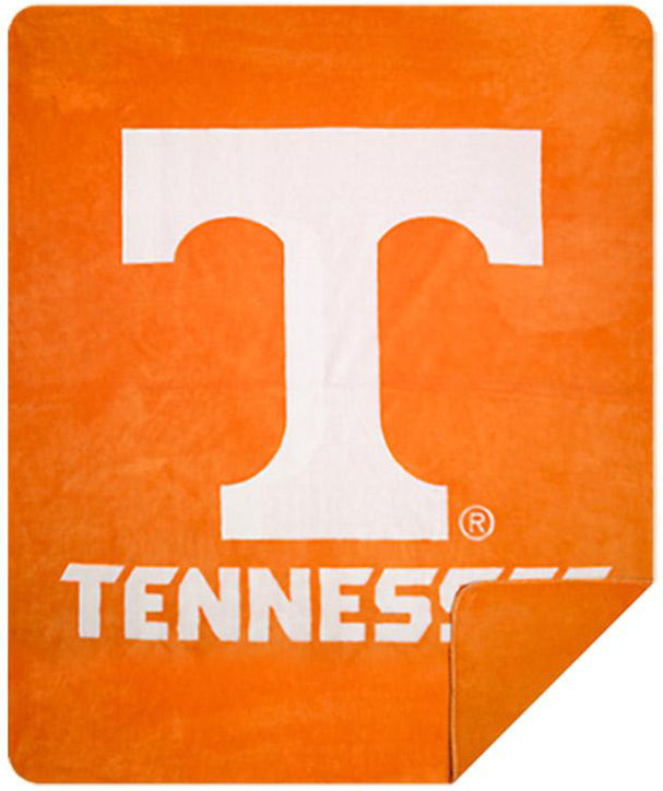Tennessee Volunteers Denali Blanket - unique linens online