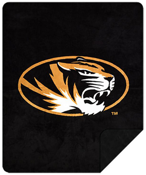 Missouri Tigers Denali Blanket - unique linens online