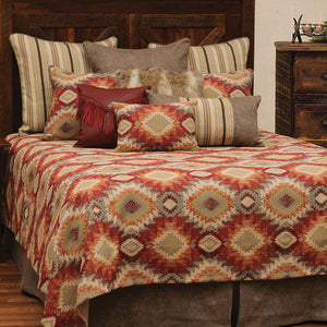Yuma Sol Bedspread Wooded River - unique linens online