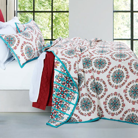 Sonora Quilt Sets HiEnd Accents - Unique Linens Online