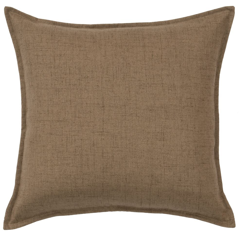 Caswell Stone Euro Sham Wooded River - unique linens online