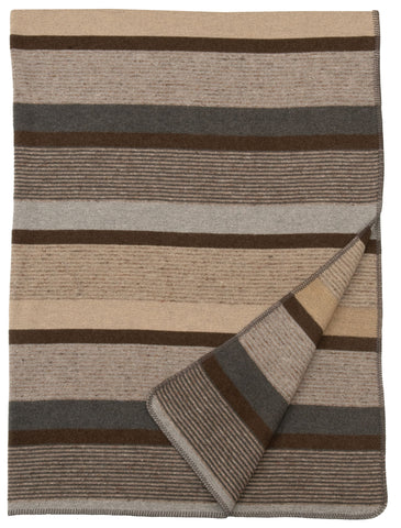 Sandstone Throw Wooded River - unique linens online