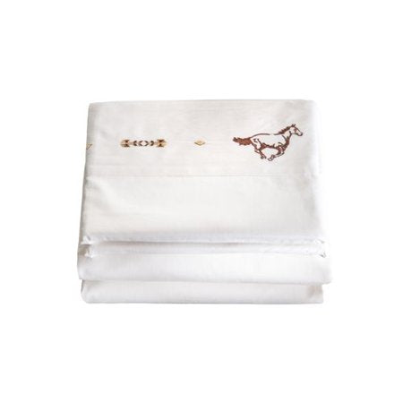 Embroidered Horse Sheets Carstens - unique linens online