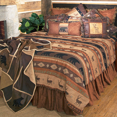 Autumn Trails Comforter Sets Carstens - unique linens online