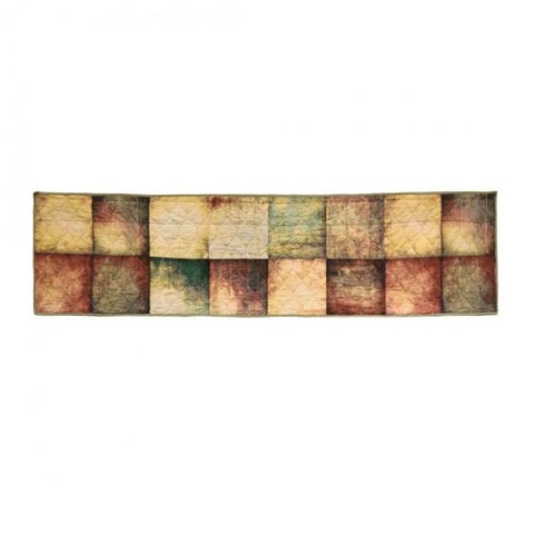 Wood Patch Valance - unique linens online