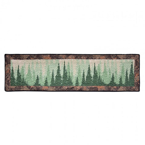Birch Bear Valance - unique linens online