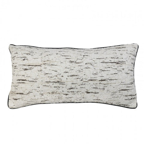 Birch Bear Oblong Pillow - unique linens online