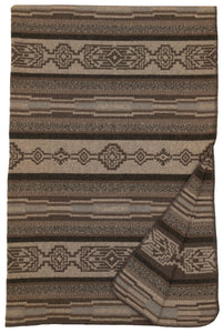 Lodge Lux Throw Wooded River - unique linens online