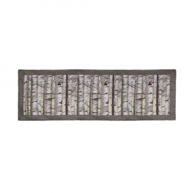 Birch Forest Valance - unique linens online