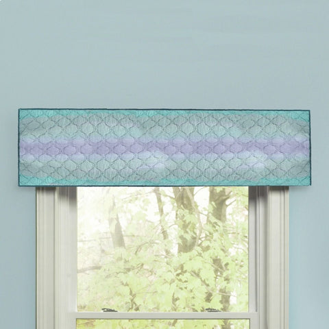 Summer Surf Valance Donna Sharp - unique linens online