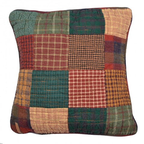 Campfire Square Pillow - unique linens online