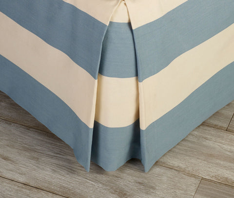Cottonwood Bedskirt Mystic Valley Traders - unique linens online