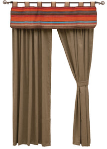 Tombstone III Drape Sets Wooded River - unique linens online