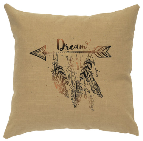Dream Linen Pillow Wooded River - unique linens online