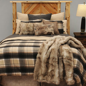 Wooded River Trapper Duvets