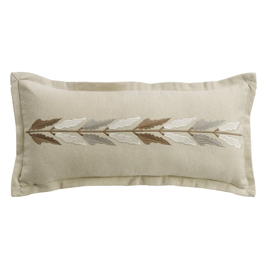 Fairfield Oblong Accent Pillow HiEnd Accents - unique linens online
