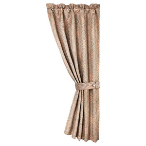 Sedona Drape Panel HiEnd Accents - unique linens online