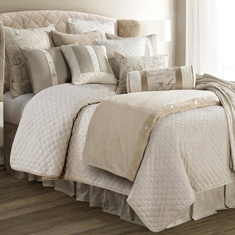 Fairfield Comforter Set HiEnd Accents - Unique Linens Online