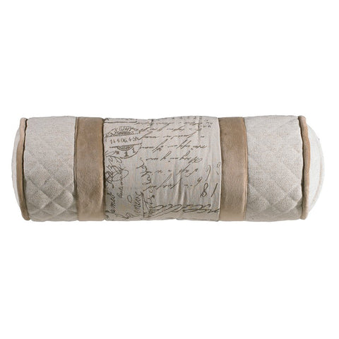 Fairfield Neckroll Pillow HiEnd Accents - unique linens online
