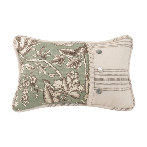 Gramercy Lumbar Pillow HiEnd Accents - unique linens online