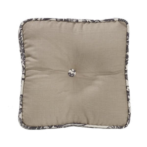 Button Boxed Augusta Pillow HiEnd Accents - unique linens online