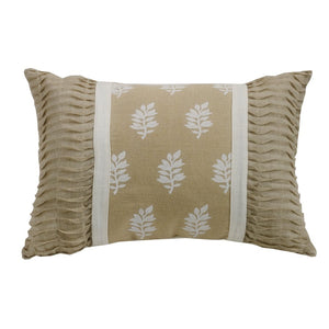 Newport Oblong Pillow HiEnd Accents - Unique Linens Online