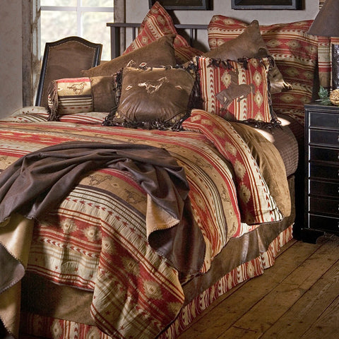 Flying Horse Comforter Collection Carstens - unique linens online