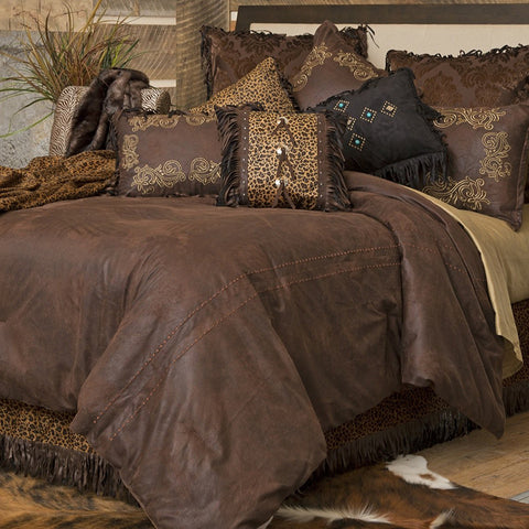 Gold Rush Comforter Collection Carstens