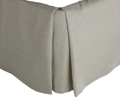 Hulopoe Bay Bedskirt Mystic Valley Traders - unique linens online